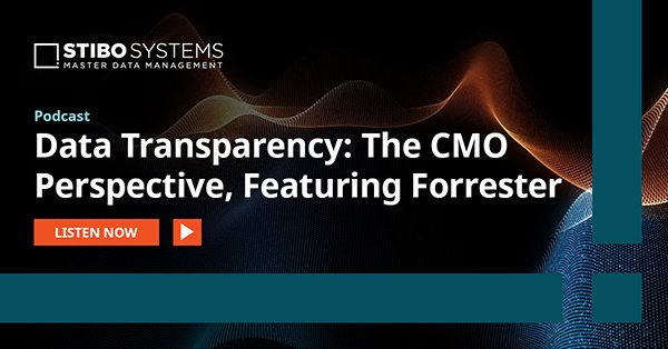 Data Transparency: The CMO Perspective, Featuring Forrester