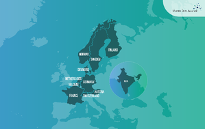 All four companies have MDM and PIM related domain and industry specific specialists and offer a local presence in 11 different countries in Central Europe and the Nordics