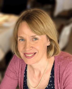 Women in master data Rebecca Chamberlain