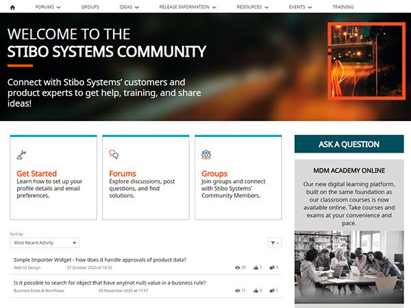 Comunidade On-line