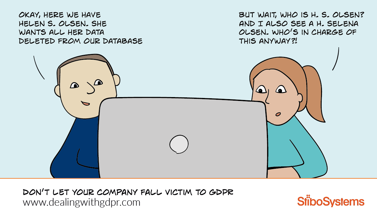 GDPR Victims