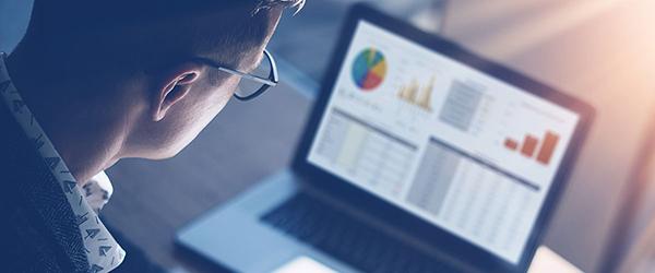 Facilite la presentación de informes para centrarse en las actividades de optimización empresarial