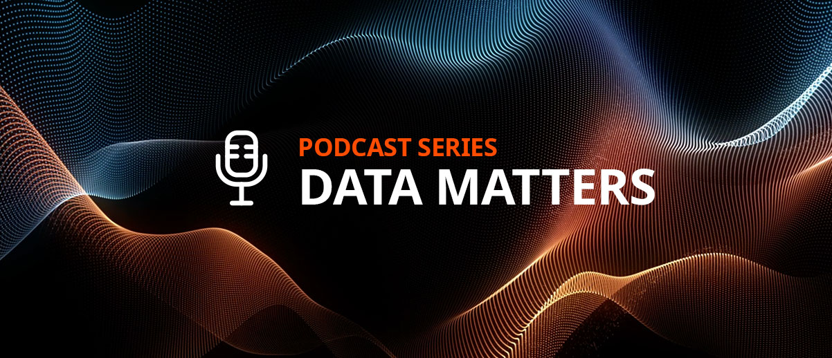 Data Matters Podcast-Serie