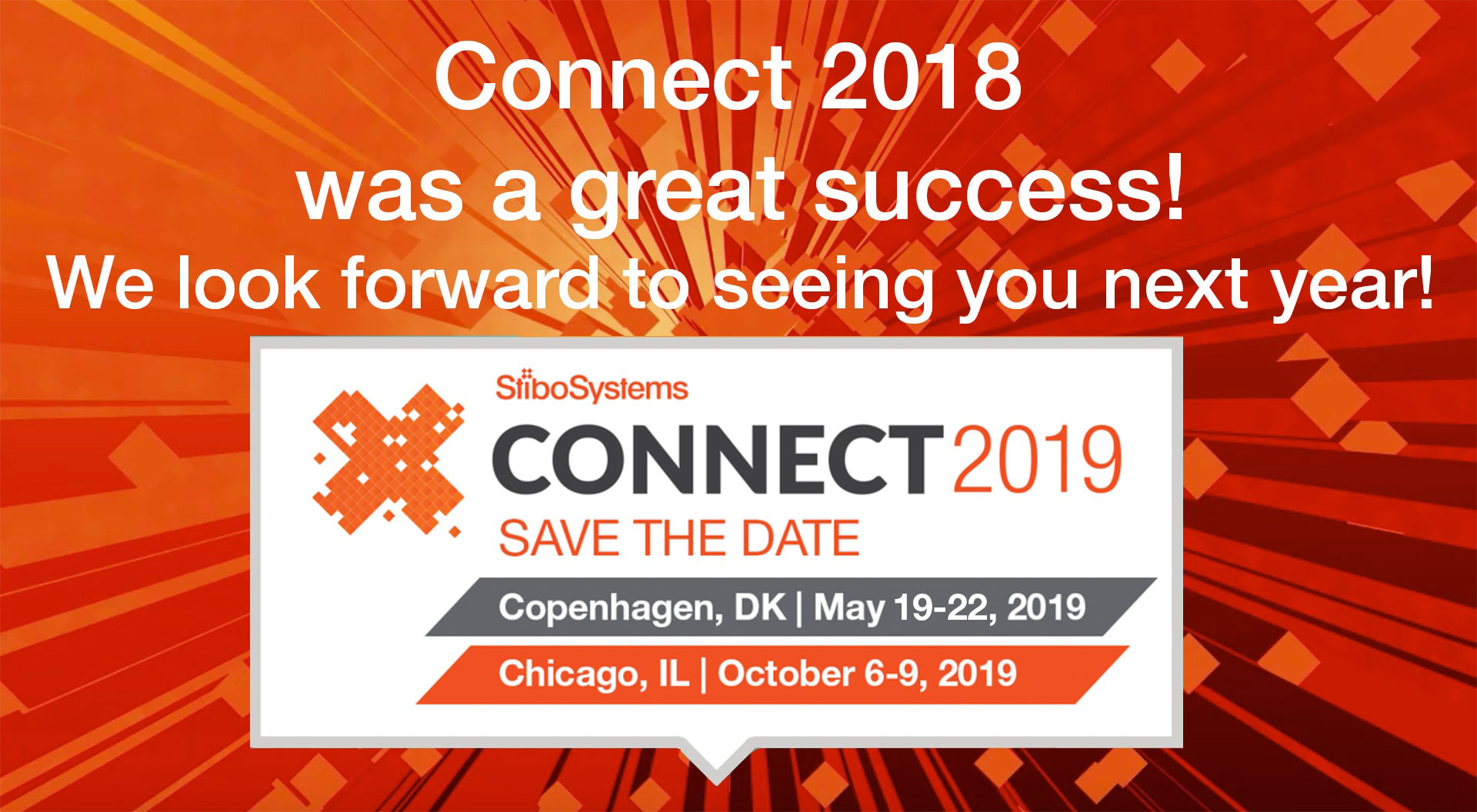 Connect 2018 | Stibo Systems' Master Data Management Conference