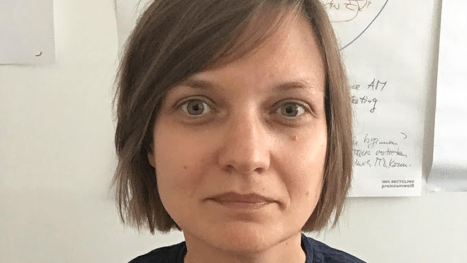 Women in Master Data: Oxana Vashchina, Zehnder Group