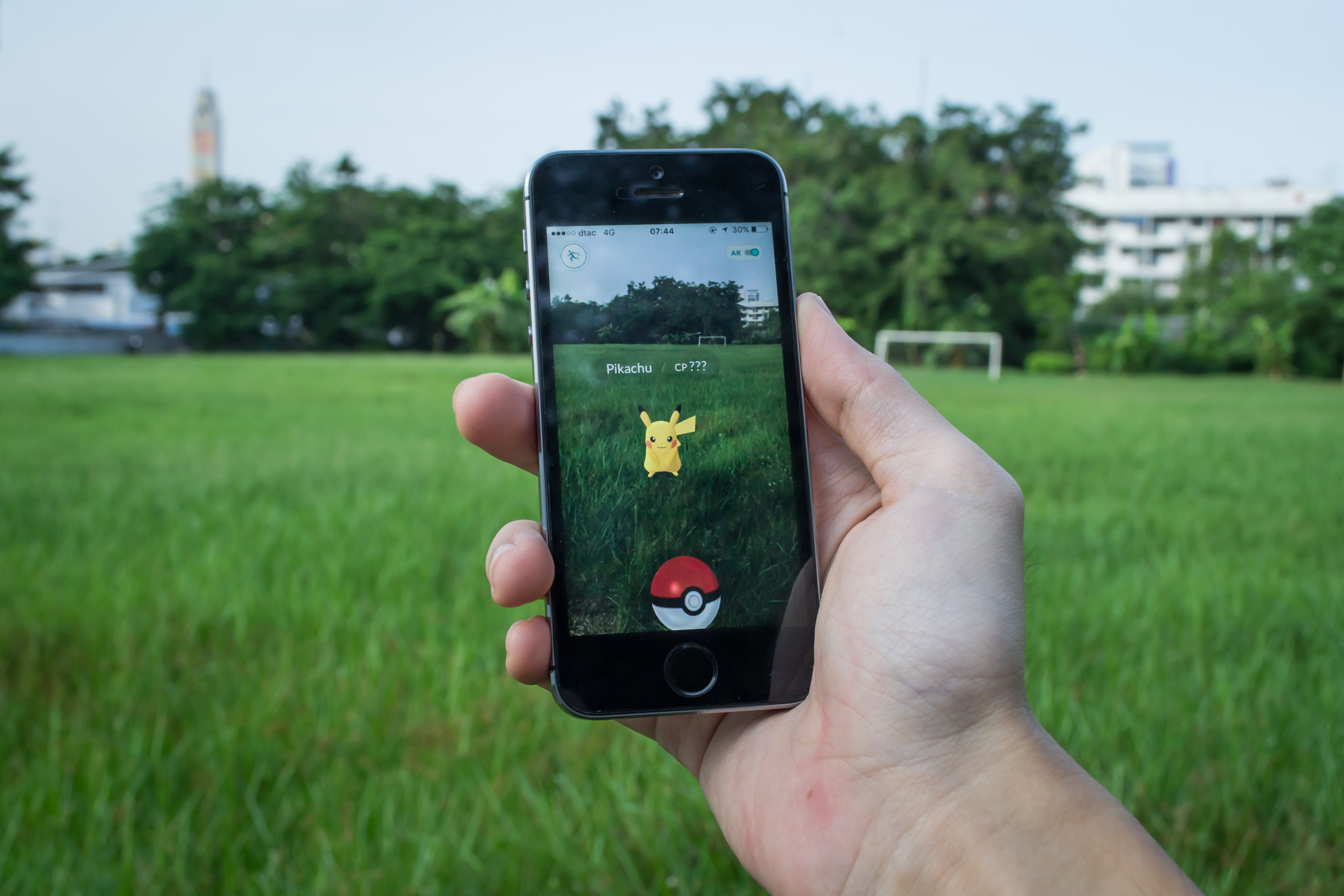 Pokémon Go and the Power of Location Data