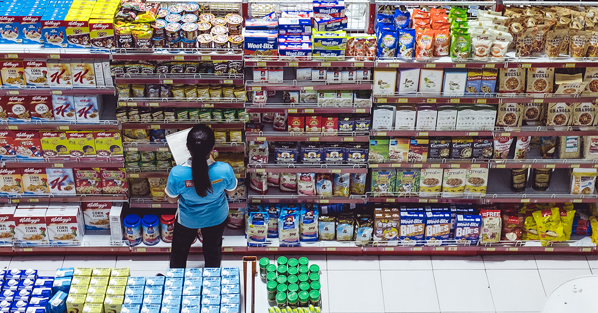 The Digital Future of CPG: Master Your Data to Meet Your Customers