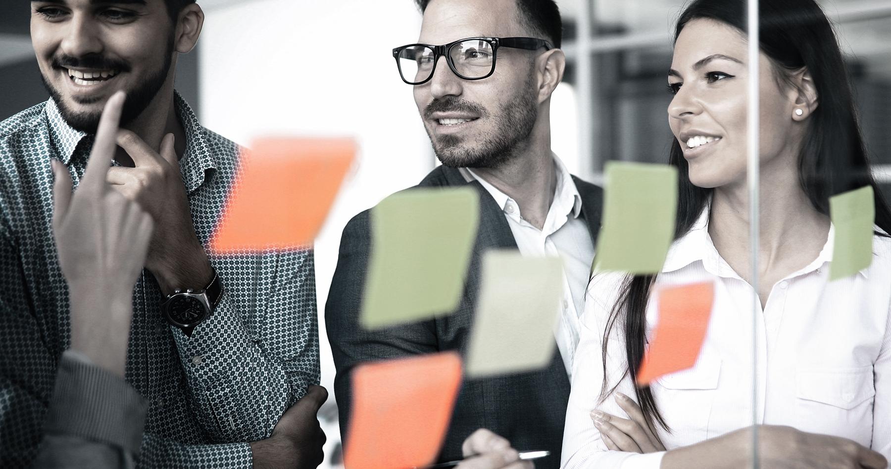Gestión de datos maestros desarrollada para Jefes y gerentes de mercadeo